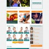 Fit Camp Caribbean (FCC) Responsive Website for Tablets and phones
